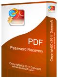 PDF Password Recovery Tool